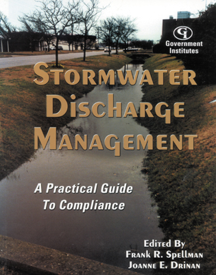 Cover image for the book Stormwater Discharge Management: A Practical Guide to Compliance