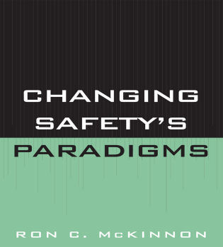 Cover image for the book Changing Safety's Paradigms