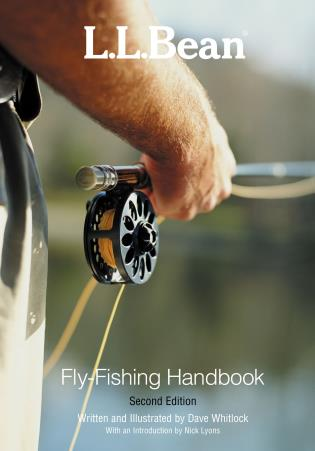 Cover image for the book L.L. Bean Fly-Fishing Handbook, Second Edition