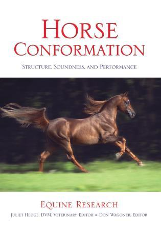 Cover image for the book Horse Conformation: Structure, Soundness, And Performance