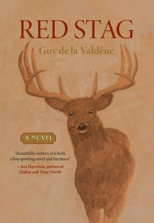 Cover image for the book Red Stag: A Novel, First Edition