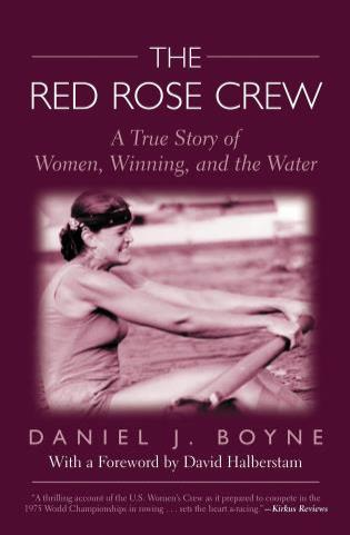 Cover image for the book Red Rose Crew: A True Story Of Women, Winning, And The Water