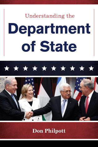 Cover image for the book Understanding the Department of State