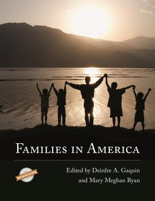 Cover image for the book Families in America