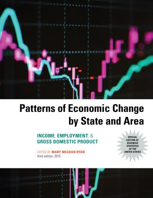 Patterns of Economic Change by State and Area 2015: Income
