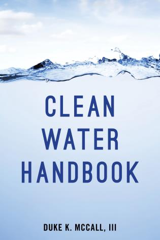Cover image for the book Clean Water Handbook, Fourth Edition