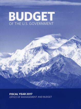 Cover image for the book Budget of the United States Government, FY 2017