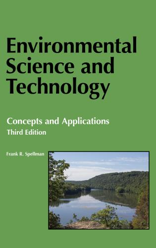 Cover image for the book Environmental Science and Technology: Concepts and Applications, Third Edition