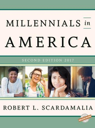 Cover image for the book Millennials in America 2017, Second Edition