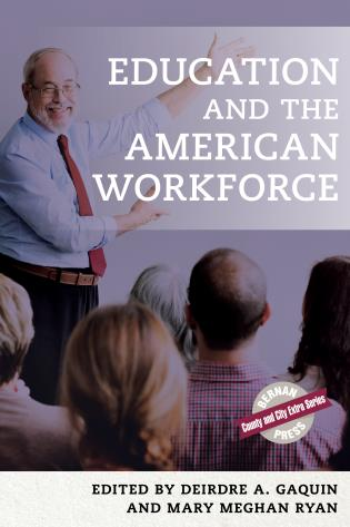 Cover image for the book Education and the American Workforce