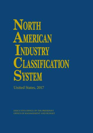Cover image for the book North American Industry Classification System, 2017