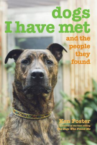 Cover image for the book Dogs I Have Met: And The People They Found