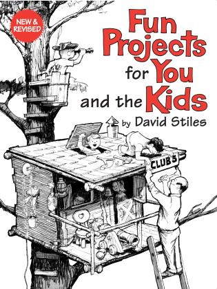 Cover image for the book Fun Projects for You and the Kids, New and Revised Edition