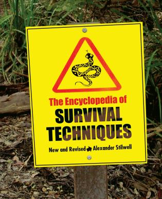 Cover image for the book Encyclopedia of Survival Techniques, Revised Edition