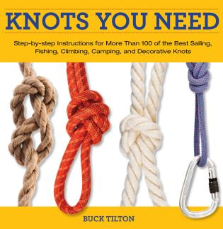 Cover image for the book Knack Knots You Need: Step-By-Step Instructions For More Than 100 Of The Best Sailing, Fishing, Climbing, Camping And Decorative Knots