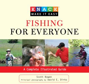 Cover image for the book Knack Fishing for Everyone: A Complete Illustrated Guide