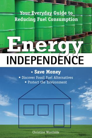 Cover image for the book Energy Independence: Your Everyday Guide To Reducing Fuel Consumption