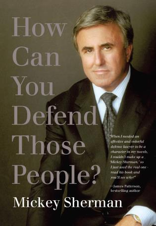 Cover image for the book How Can You Defend Those People?