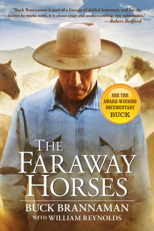 Cover image for the book Faraway Horses: The Adventures and Wisdom of One of America's Most Renowned Horsemen, First Edition