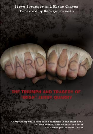 Cover image for the book Hard Luck: The Triumph And Tragedy Of