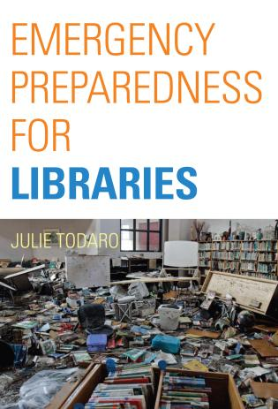 Cover image for the book Emergency Preparedness for Libraries