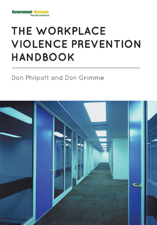 Cover image for the book The Workplace Violence Prevention Handbook