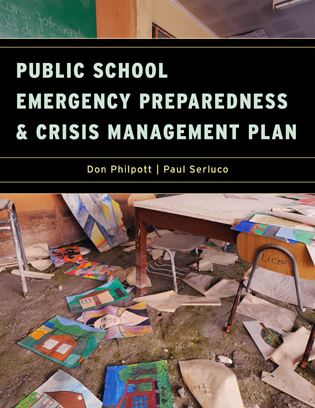 Cover image for the book Public School Emergency Preparedness and Crisis Management Plan
