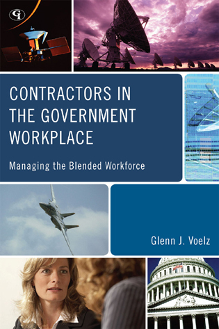 Cover image for the book Contractors in the Government Workplace: Managing the Blended Workforce