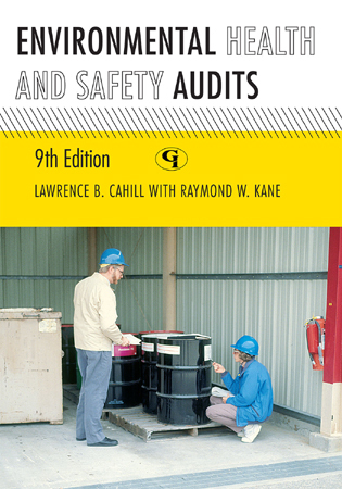 Cover image for the book Environmental Health and Safety Audits, Ninth Edition