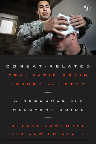 Cover image for the book Combat-Related Traumatic Brain Injury and PTSD: A Resource and Recovery Guide