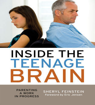 Cover image for the book Inside the Teenage Brain: Parenting a Work in Progress
