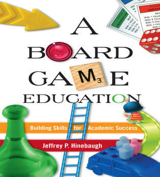Cover image for the book A Board Game Education