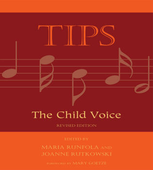 Cover image for the book TIPS: The Child Voice, 2nd Edition