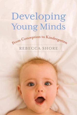 Cover image for the book Developing Young Minds: From Conception to Kindergarten