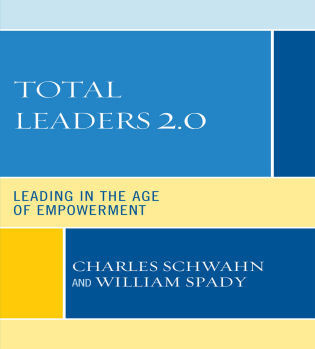 Cover image for the book Total Leaders 2.0: Leading in the Age of Empowerment