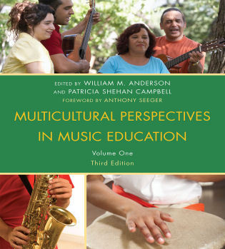 Cover image for the book Multicultural Perspectives in Music Education, Volume I, Third Edition