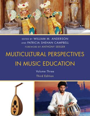 Cover image for the book Multicultural Perspectives in Music Education, Volume III, Third Edition