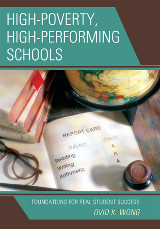 Cover image for the book High-Poverty, High-Performing Schools: Foundations for Real Student Success