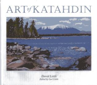 Cover image for the book Art of Katahdin