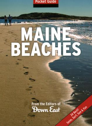 Cover image for the book Maine Beaches: Pocket Guide