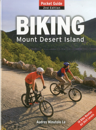 Cover image for the book Biking Mount Desert Island: Pocket Guide, 2nd Edition