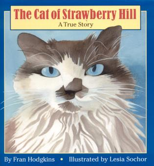 Cover image for the book The Cat of Strawberry Hill
