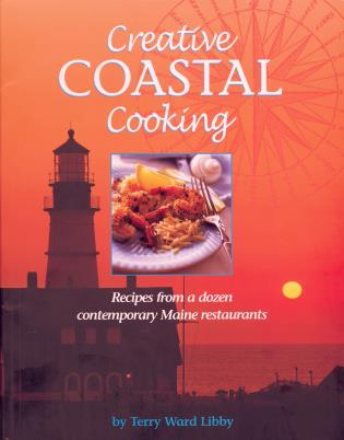 Cover image for the book Creative Coastal Cooking