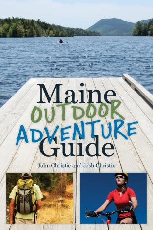 Cover image for the book Maine Outdoor Adventure Guide