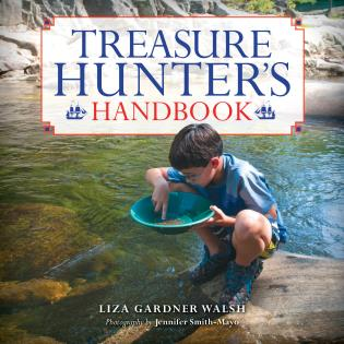 Cover image for the book Treasure Hunter's Handbook