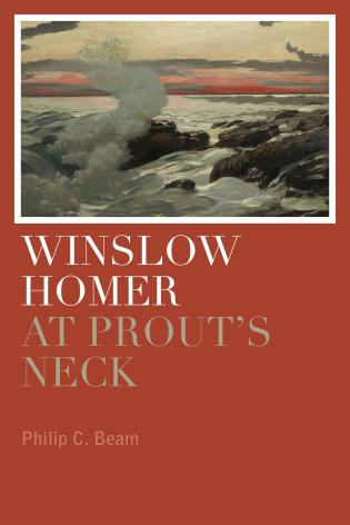 Cover image for the book Winslow Homer at Prout's Neck