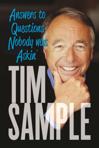 Cover image for the book Answers to Questions Nobody Was Askin': And Other Revelations