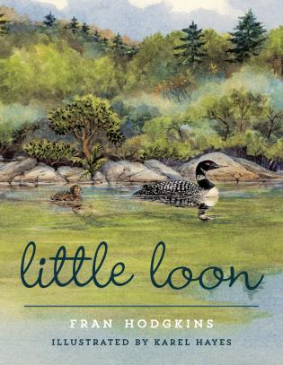 Cover image for the book Little Loon