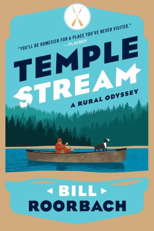 Cover image for the book Temple Stream: A Rural Odyssey