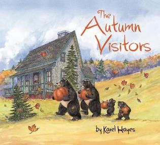 Cover image for the book The Autumn Visitors